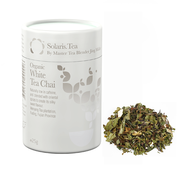 WHITE TEA CHAI